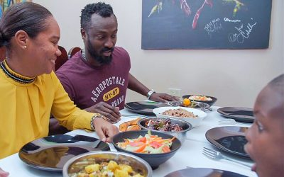 Authentic Jamaican home cooking at Reggae Mill Restaurant