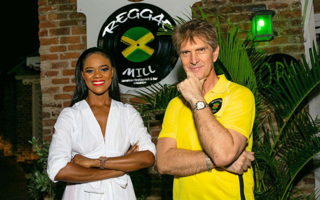 The Authentic Flavour Of Reggae Mill